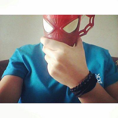Spider Cup Spiderman Spidergirl Spider-man Sunday T-shirt