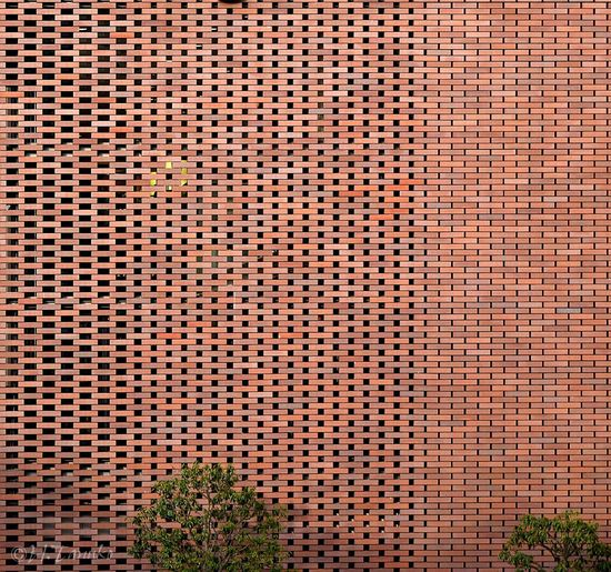 Wall Simplicity Urban Geometry Minimalism