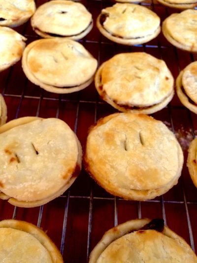 Fresh from the oven Mince Pies Christmas Is Coming Christmas Time Traditionalfood Glutenfree Glutenfree Baking Gluten Free Family Time