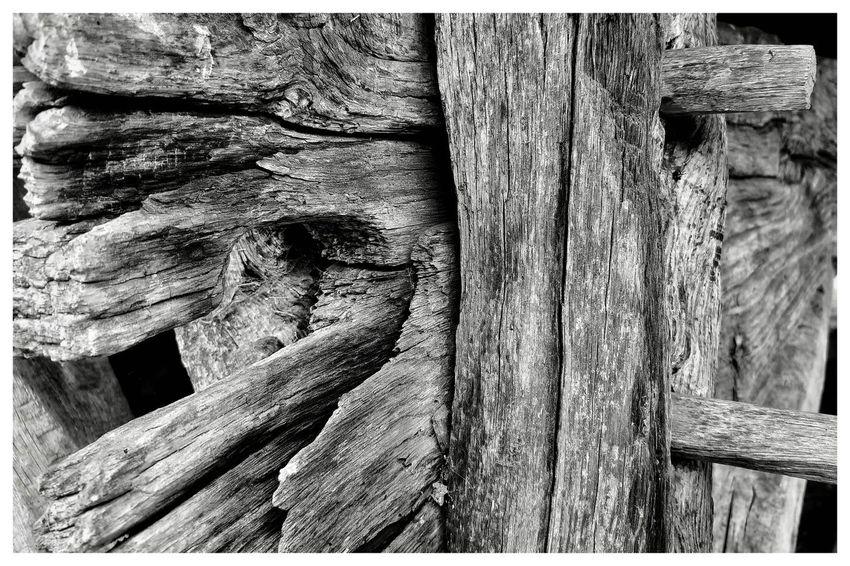 Old Netherlands Blackandwhite Blackandwhite Photography Blackandwhitephotography Blackandwhitephoto Black And White Black And White Photography EyeEm Best Shots - Black + White Textured  Full Frame Rough Close-up Weathered Wooden Wood Plank