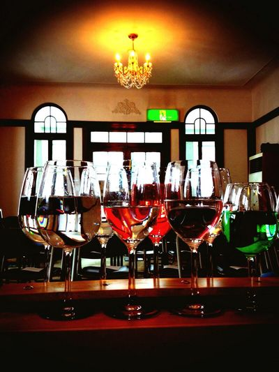 Glassharp Musical Instruments Music Glass Wineglass Antique Building