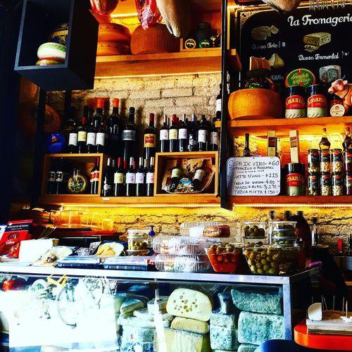 Market Mexico ColoniaRoma Fromagerie 🧀🍗🍖 Food Foodporn Yummy Nom Nom Nom