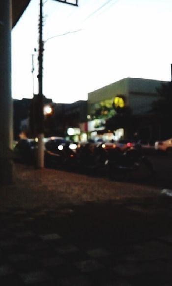 Street City Caçadorsc Brazil Santacatarina  Desfocado Goodnight Boanoite VSCO