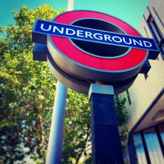 London Underground Red Blu 2014 england metro regnounito
