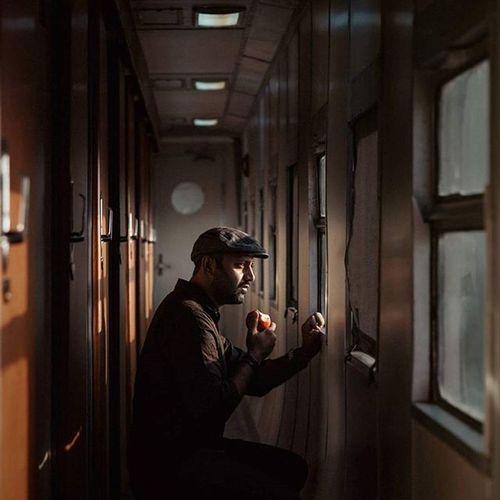 Self Portrait Portrait Travel Pakistan Train Travelogues Ghalibhasnain Fuji VSCO Light Photographer