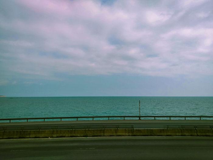 sky-sea-street