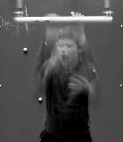 Blurry Capturing Motion Childhood Juggling Leisure Activity Playgorund Swinging