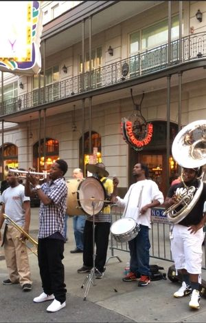Soundtrack Of Our Lives Streetmusicians Streetmusic NewOrleans Music Trumpetplayer