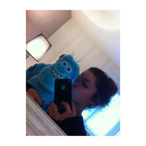 My baby sulli Blue Animals Monsters And Cie