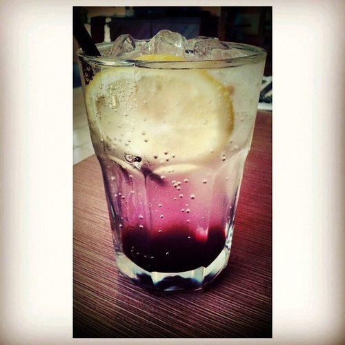 Freshning my saturday! :D Pizzahut Drinks Blackberryfizz