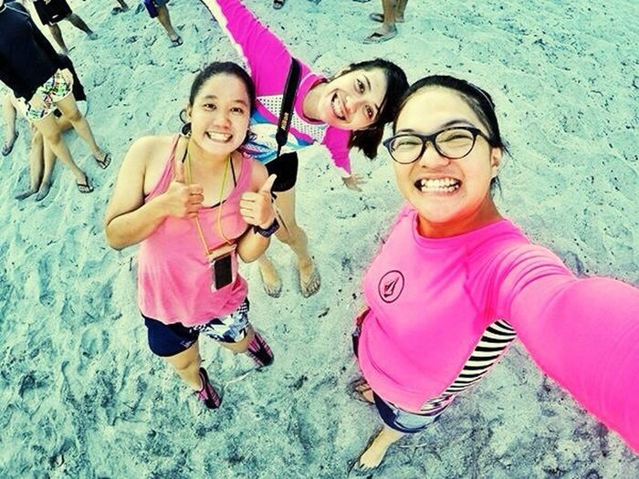Salty summer with my sisters. 👌 Gopro