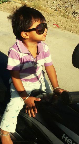 He is Rudra, India Enjoying Life First Eyeem Photo