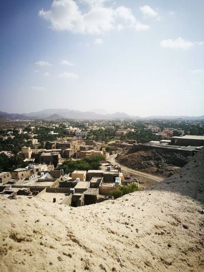 City Building Exterior Cityscape Sky Social Issues Architecture Outdoors No People Day Travel Destinations Omani_phone Snapchat EyeEm First Eyeem Photo Agriculture Wadi Bani Khalid Snap_people Wadi Rum Snapshots Of Life Mountain History Life In Water Oman_izki Omanis First Eyem Photo