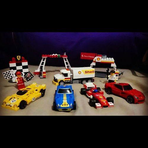 Yey! Complete na ü, thank u @kik0_p0gi :)😊👍 Shellvpowernitro Readysetbuild LEGO