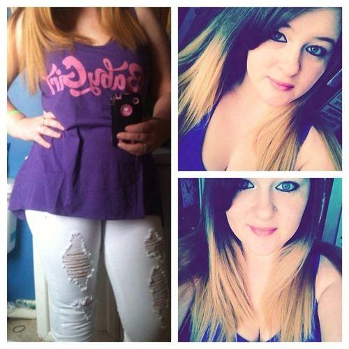 BabyGirl shirt be lookin good!!:) Muchlove @shemarfmoore CelebCrush