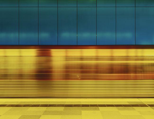 Train - inspired by... paul kalkbrenner  train