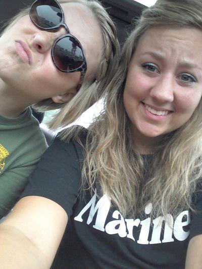 reppin pur boys today. USMC MILSO Marinegirlfriend
