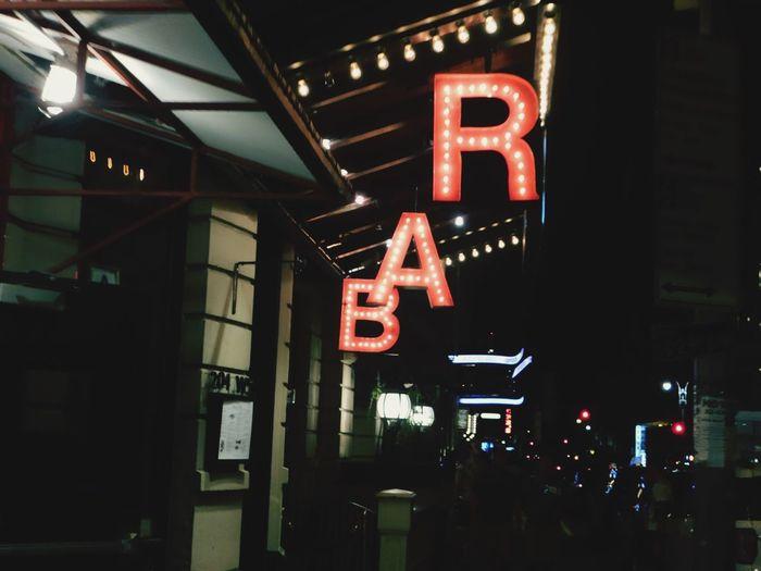 Illuminated Text Communication Night Western Script Neon Building Exterior Nightlife City