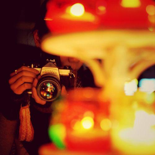 レンズに映る世界 レンズ キャンドルナイトin大阪茶屋町 Candle By Candlelight