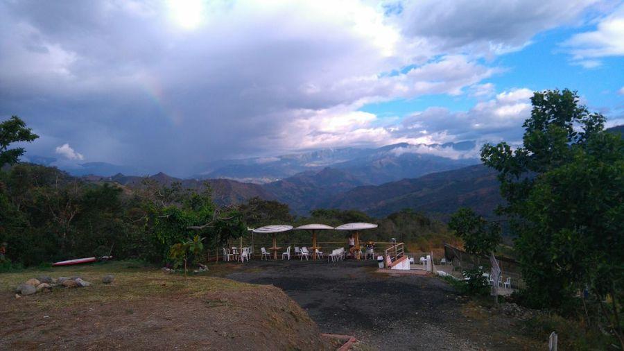 Nimaima, Colombia Lina Y Yuliana FAMILIA♥ Landscape De Paseo Finde Atardecer