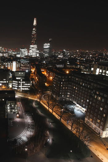 As far as your eyes can see Europe Lithuanian London London City View Ariel Skyscraper Theshard Shard Streets Empty Calmness Landscape Building