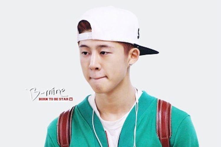 Ikonyg Kimhanbin Hanbin Ygfamily TeamB YG Ikon Bobby