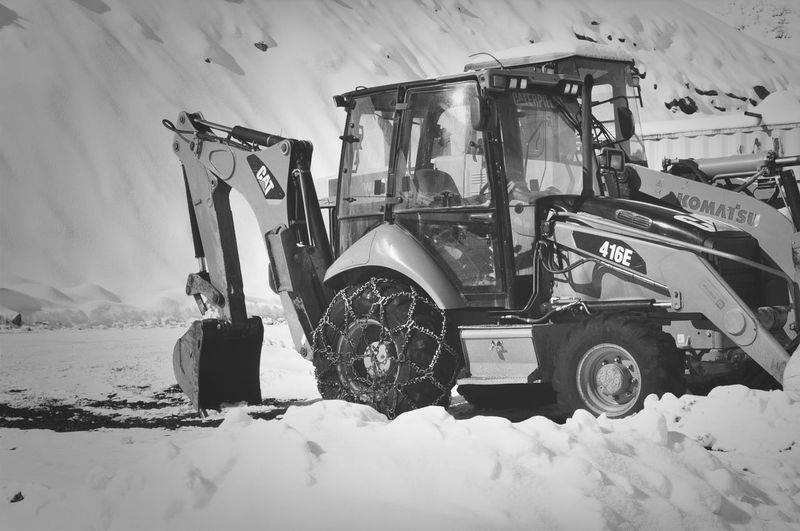 Machine Tractor