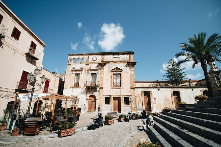 Original Experiences Feel The Journey The 00 Mission Italy Cefaly Sicily The OO Mission