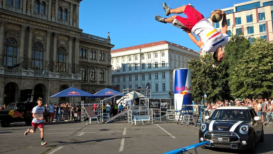 #baseball #budapest #extremesports #lordsofgravity #lumiaphoto #motion #streetball #summer Architecture City Outdoors People Travel Destinations Vacations