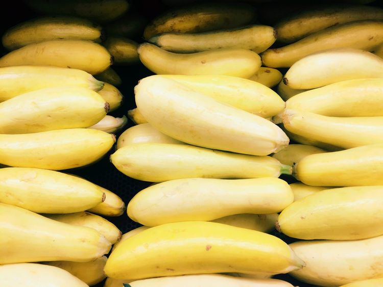 Banana Bananas Yellow Fruit Fruits ♡ Food Store Grocery Shopping Grocery Store Food Photography Bright Colors Bright Colours