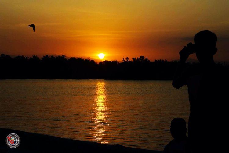 Chasing Sunset :) Taking Photos Enjoying Life Sunset Silhouettes Sunset Wanderlust Golden Hour Photography Canoneos550d Photooftheday Yanikuyet