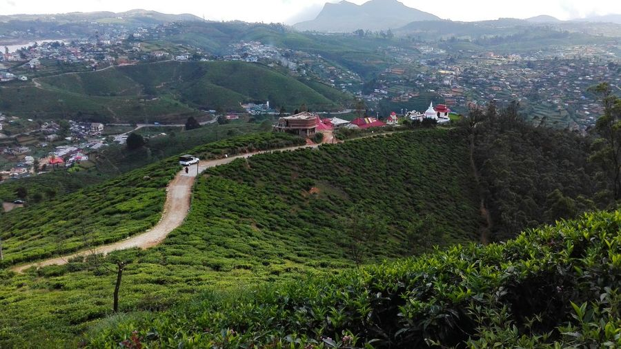 overlook Nuwara Eliya First Eyeem Photo