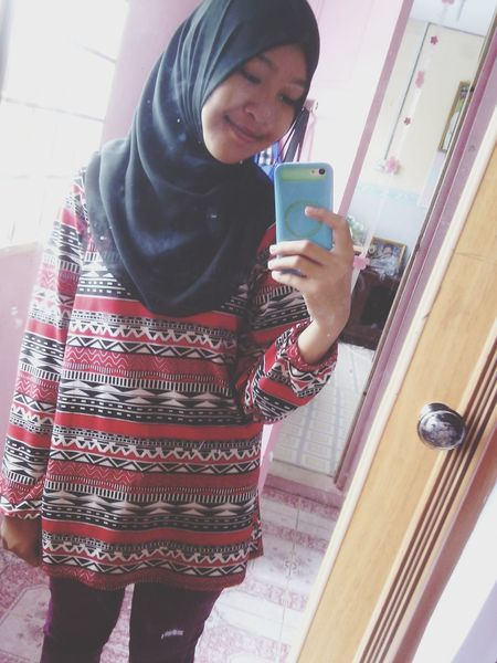 Ootd Self Shot Hijabi Outing