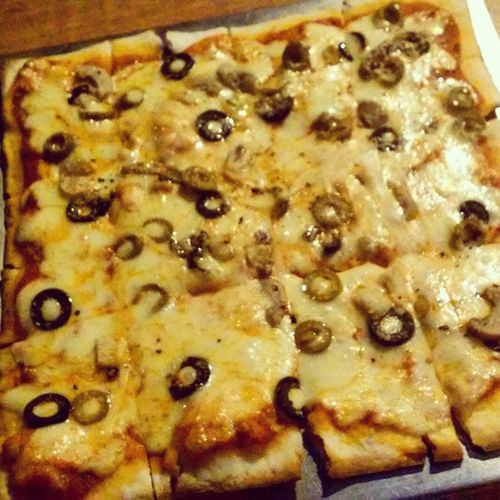 craving for carbs Pizza Almostmidnight