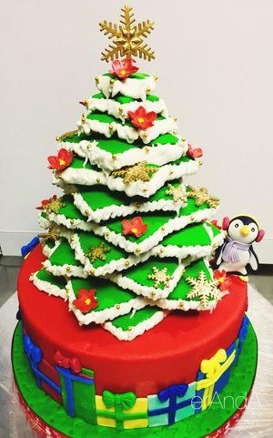 Christmas Tree Christmastime ChristmasCake Christmas2016 Eranda Photography