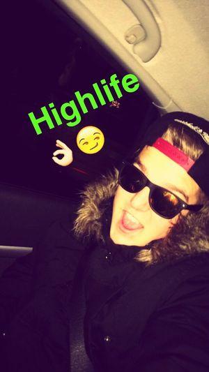 HighLivin Spliffin'