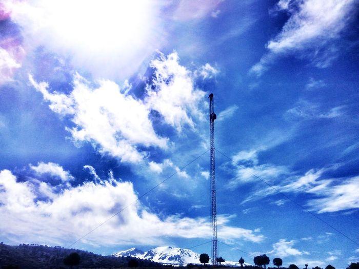 Atwork Cloud Porn Davraz Mountain Wind Energy