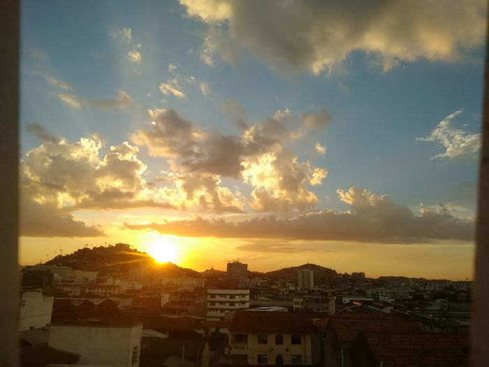 Sky And Clouds Céus E Nuvens Sunset Por Do Sol