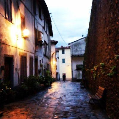 Italy Tuscany Ghivizzano Architecture