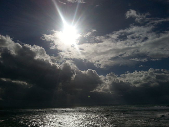 Escaping Sea And Sky Algeria
