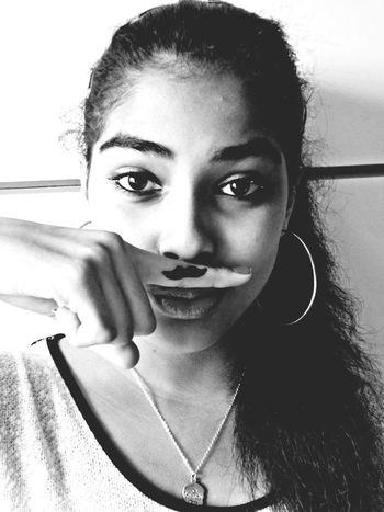 Moustache Power Lol