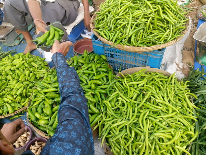 Vegetable market Abundance Arrangement Art And Craft Business Choice Close-up Directly Above Drop Food Food And Drink Food And Drink Freshness Full Frame Green Color Healthy Eating Large Group Of Objects Leaf No People Sale Variation Vegetable Vegetable Market