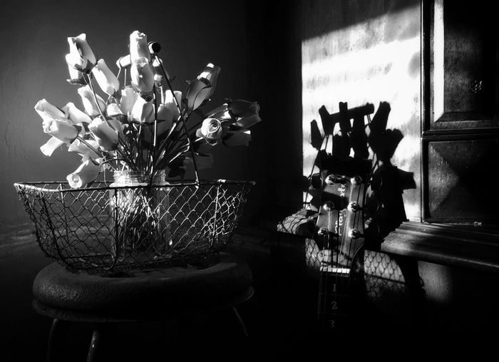 Blackandwhite Iphone6plus Taking Photos Light And Shadow Shadow Roses Check This Out Vignette IPSShadows