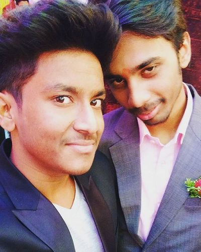 Me Selfie @sandeep0496 Farewell2016 Awesome Day Picoftheday Formals Blacklove Instagram Filter Instaedit Instacool Instacute Instalikes Like4like Like4follow Endofschoollife Memories Friends Missyaall Love Hairstyle