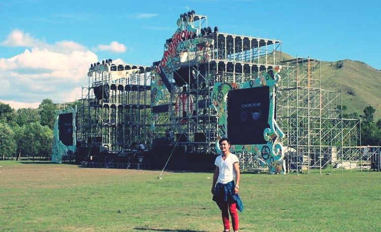Tomorrowland Mongolia2015