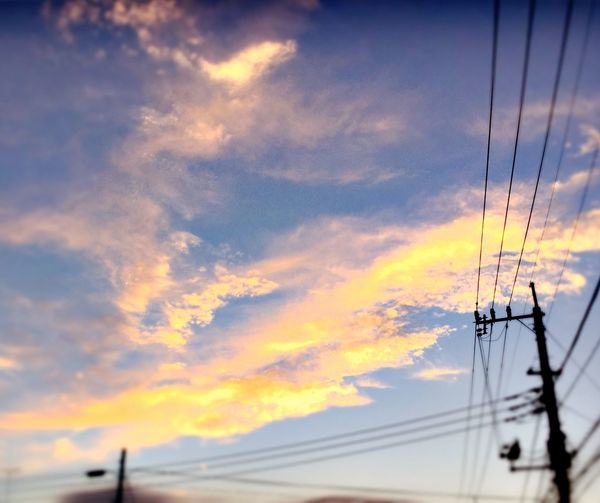japan's cloud of sunset