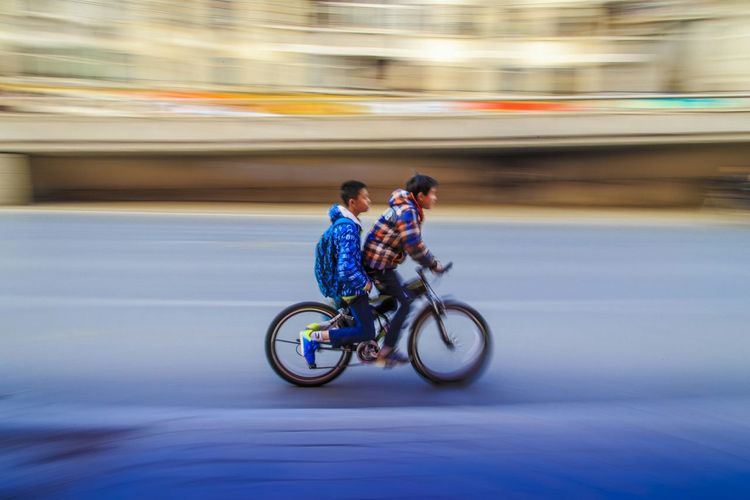Panning Cycling