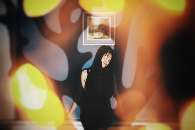 Girl Photo Popular Photos Beauty Beautiful Enjoying Life EyeEm Best Shots Having Fun Smile Color Portrait
