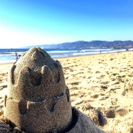 Sandcastle Beach Sand Sandcastle Ocean Mountains Texture Photanaka Showcase: November