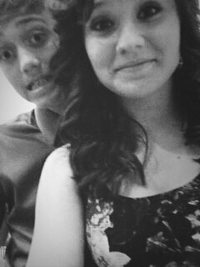 my sweetie and I at the soccer banquet a few weeks back!:3